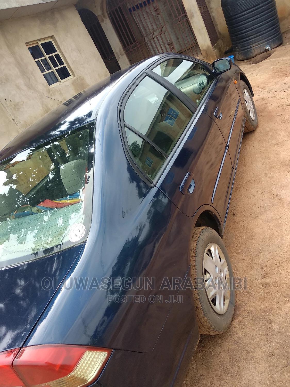 Honda Civic 2002 Blue   Cars for sale in Ilaro, Ogun State, Nigeria