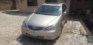 Toyota Camry 2004 Gold | Cars for sale in Ekiti State, Ado Ekiti