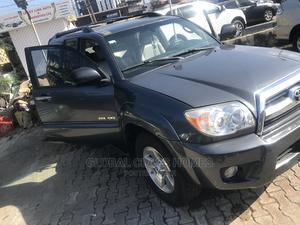 Toyota 4-Runner 2007 Sport Edition 4x4 V6 Gray | Cars for sale in Lagos State, Ajah