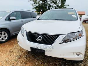 Lexus RX 2012 350 AWD White | Cars for sale in Abuja (FCT) State, Gwarinpa