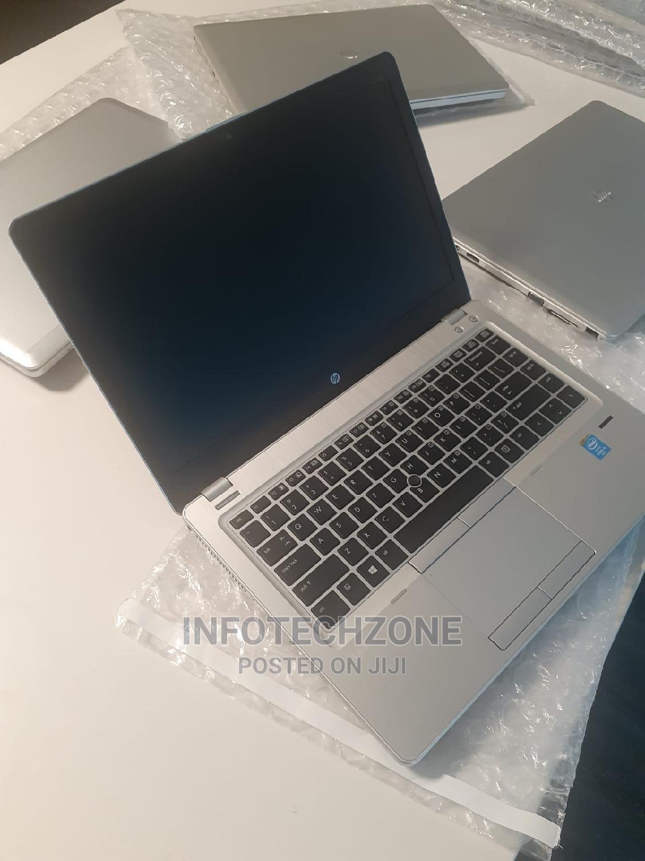 Archive: Laptop HP EliteBook Folio 9470M 8GB Intel Core I5 HDD 500GB