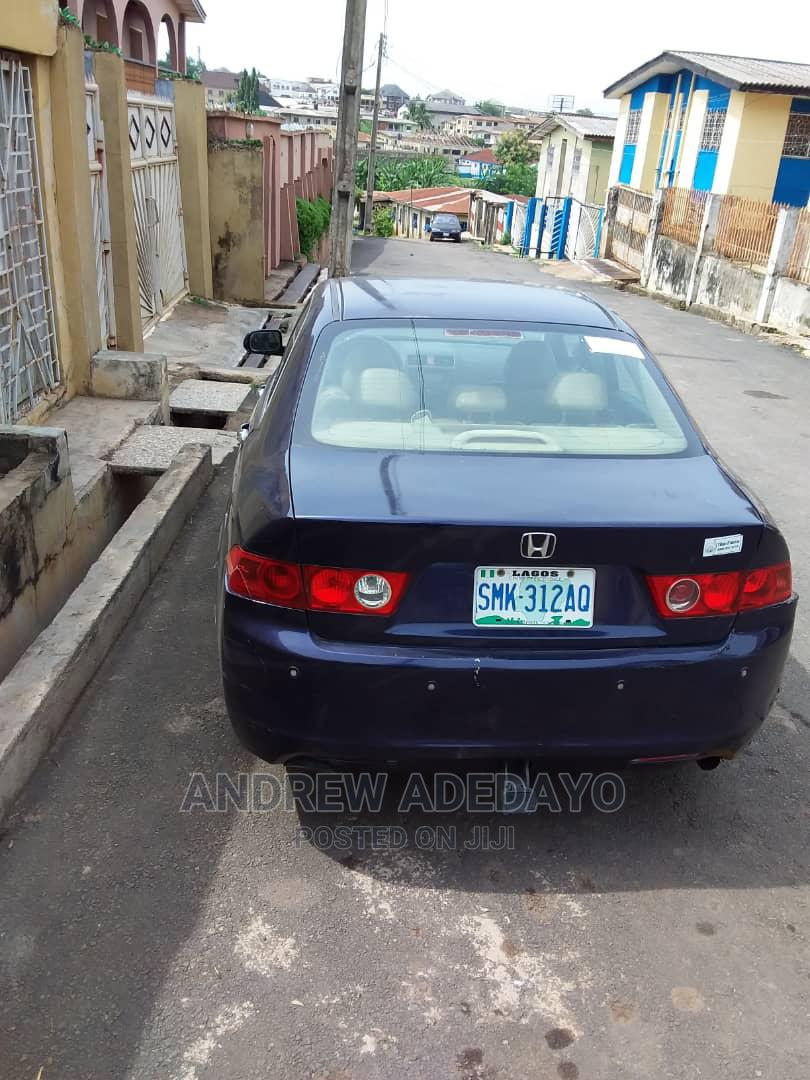 Archive: Honda Accord 2003 2.4 Automatic Blue