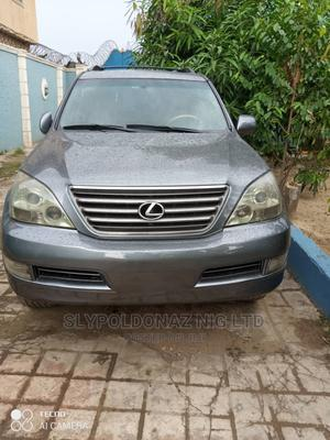 Lexus GX 2007 470 Sport Utility Gray | Cars for sale in Lagos State, Abule Egba
