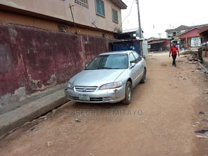 Honda Accord 2005 Automatic Silver | Cars for sale in Lagos State, Isolo