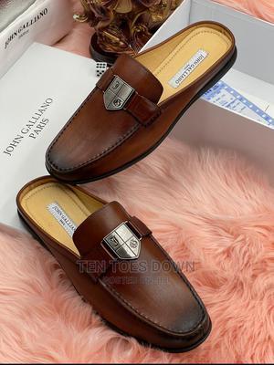 Original John Galliano Italian Half Shoe | Shoes for sale in Lagos State, Lagos Island (Eko)