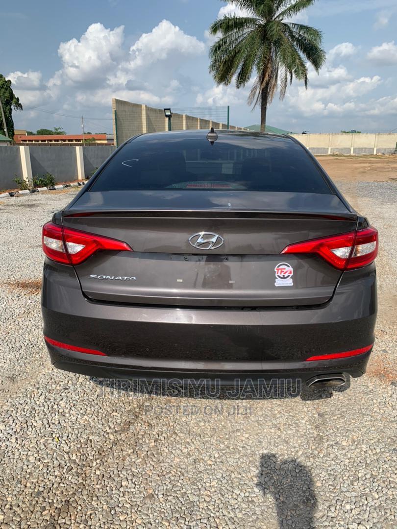 Hyundai Sonata 2016 Brown | Cars for sale in Ibadan, Oyo State, Nigeria