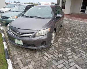 Toyota Corolla 2013 Gray   Cars for sale in Lagos State, Ikotun/Igando