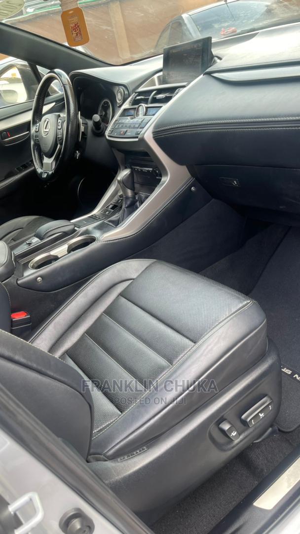 Lexus NX 2016 Silver   Cars for sale in Ojota, Lagos State, Nigeria