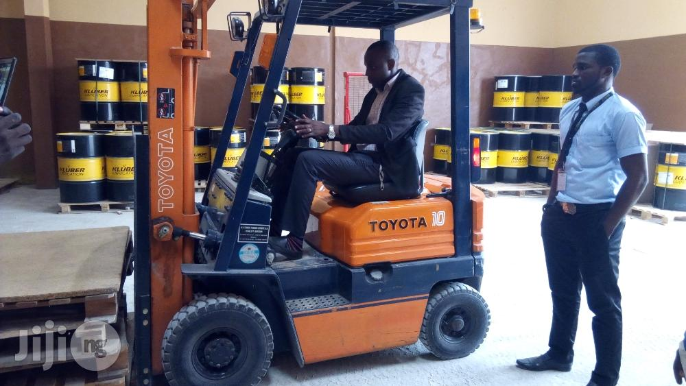 Forklift Training | Classes & Courses for sale in Alimosho, Lagos State, Nigeria