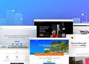 Web Design, Website Designer, Web Designer, Wordpress | Computer & IT Services for sale in Oyo State, Oluyole
