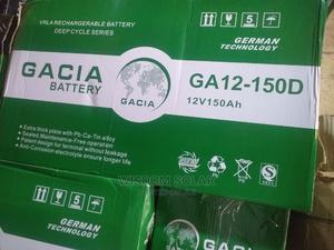 12V 150ah Gacia Solar Batteries | Solar Energy for sale in Lagos State, Ikeja