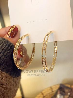 Studded Loop Earrings   Jewelry for sale in Lagos State, Ikeja