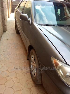 Toyota Camry 2004 Gray | Cars for sale in Oyo State, Egbeda