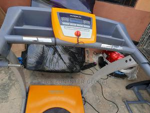 Weslo Motorized Foldable 1.75hp Treadmill   Sports Equipment for sale in Lagos State, Isolo