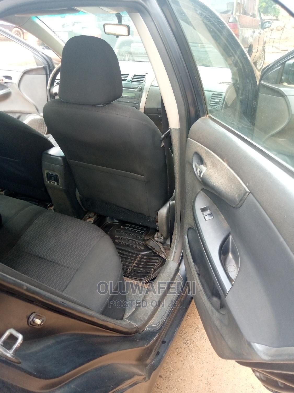Archive: Toyota Corolla 2009 Black