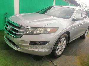 Honda Accord CrossTour 2012 EX-L Gray   Cars for sale in Lagos State, Ogba