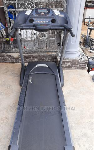 FUEL Fitness Motorized 2.25hp Foldable Treadmill.   Sports Equipment for sale in Lagos State, Isolo
