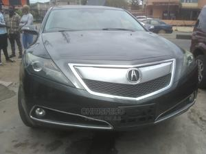 Acura ZDX 2013 Base AWD Gray | Cars for sale in Lagos State, Ikeja