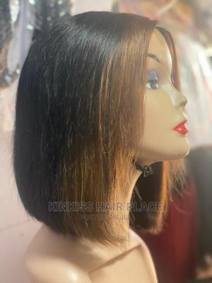 Birth Mark Bob Wig   Hair Beauty for sale in Lagos State, Ojo