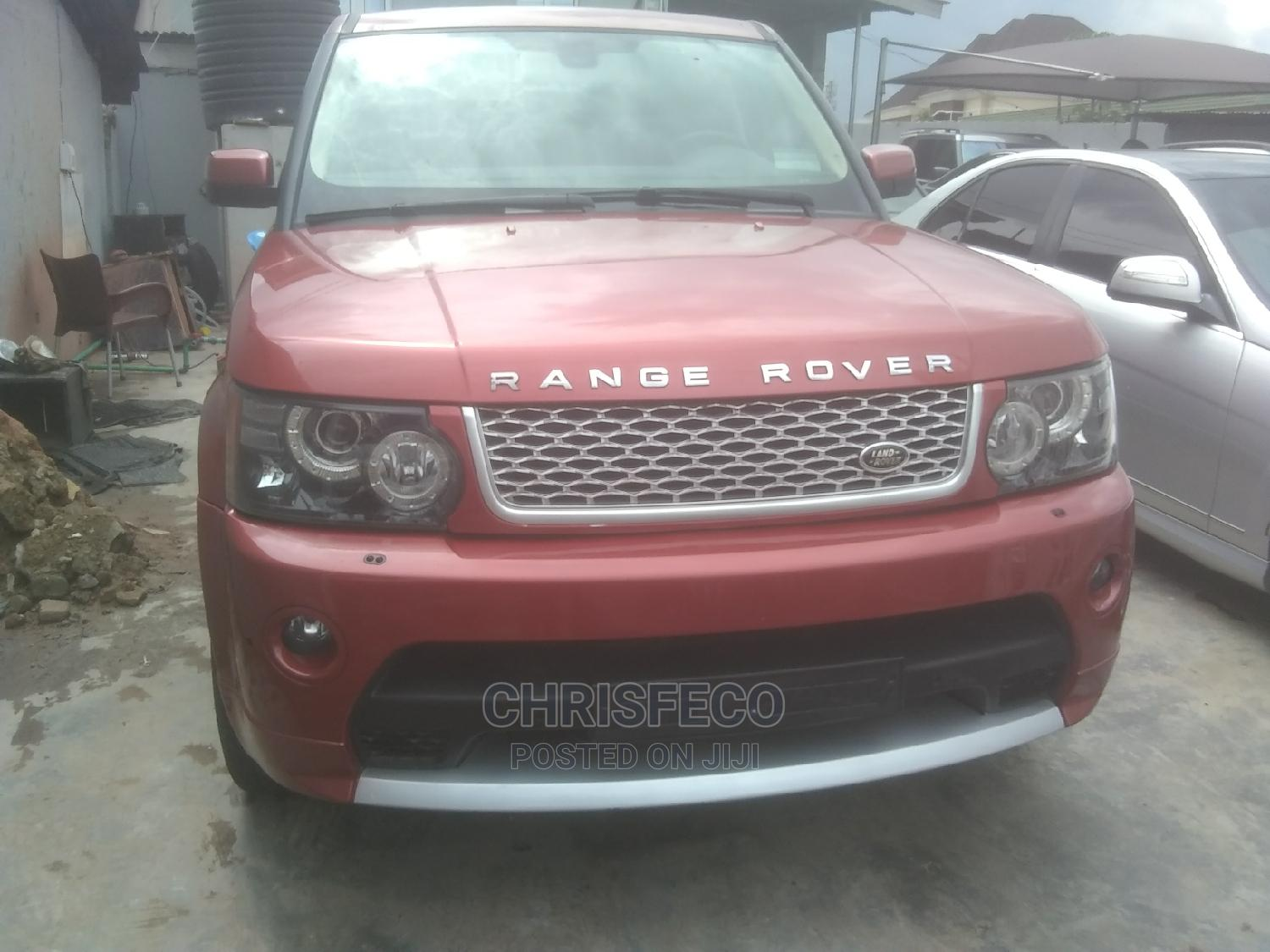 Archive: Land Rover Range Rover Sport 2006