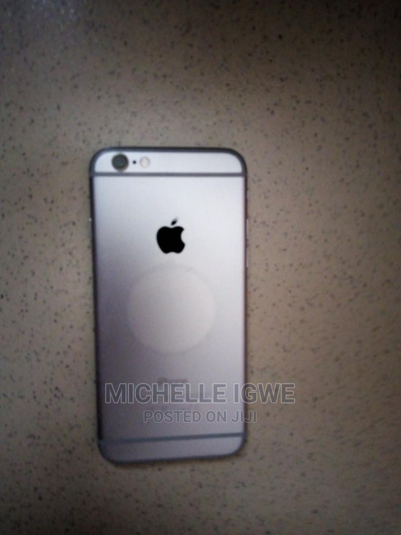 Apple iPhone 6 64 GB Silver   Mobile Phones for sale in Jabi, Abuja (FCT) State, Nigeria