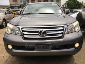 Lexus GX 2011 460 Premium Gray | Cars for sale in Lagos State, Ikeja