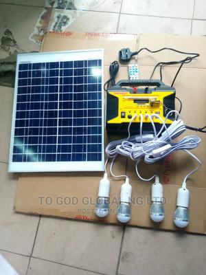 Solar Enetgy Charger With Panel   Solar Energy for sale in Lagos State, Lekki