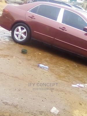 Honda Accord 2005 2.0 Comfort Red | Cars for sale in Enugu State, Enugu