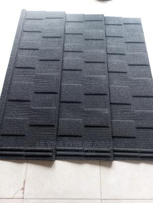 Black Shingle Stone Tiles Roofing Sheet   Building Materials for sale in Lagos State, Ajah