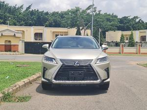 Lexus RX 2017 350 FWD Gold   Cars for sale in Abuja (FCT) State, Asokoro