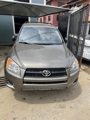 Toyota RAV4 2010 2.5 4x4 Brown | Cars for sale in Lagos State, Oshodi