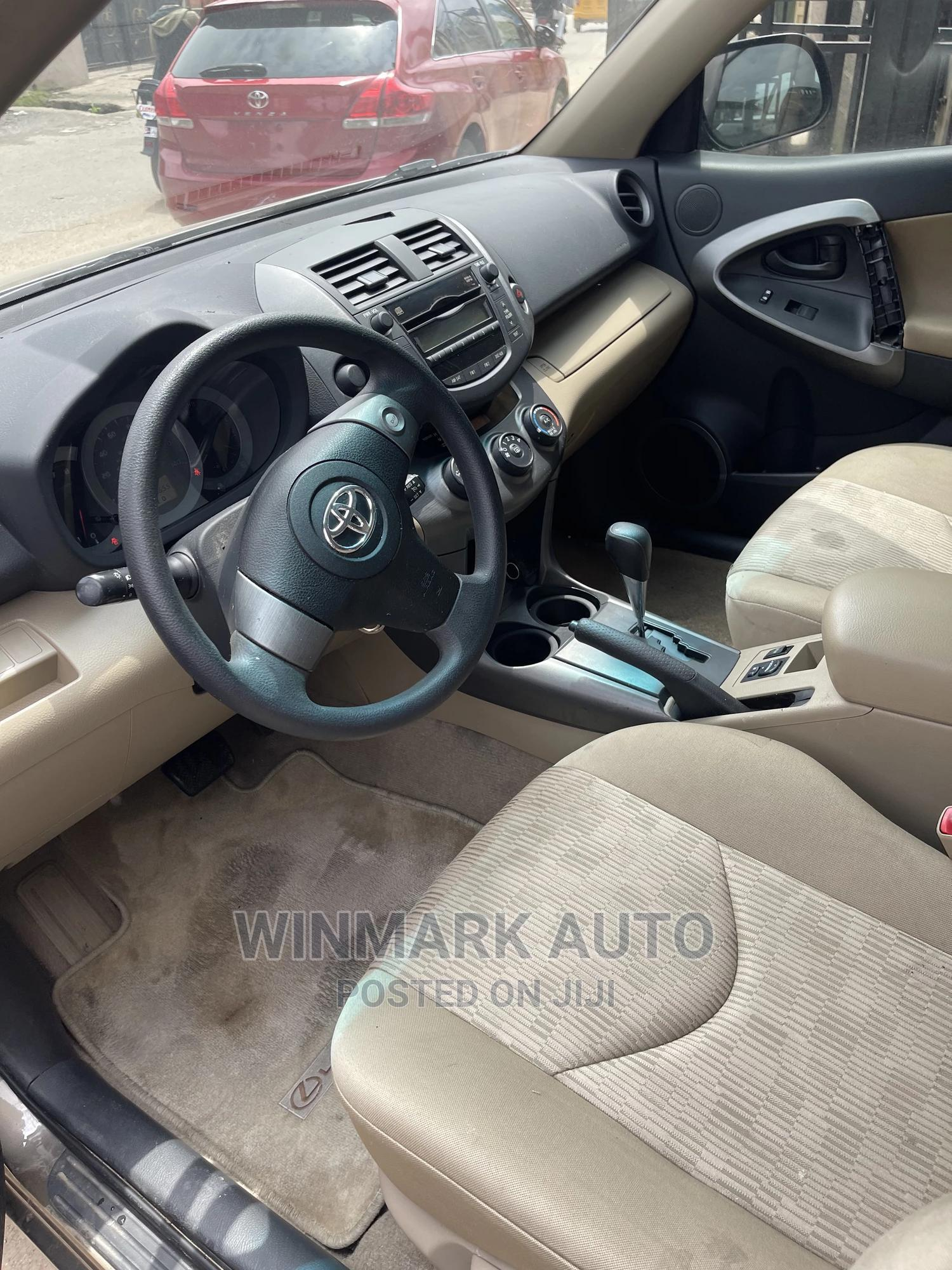 Toyota RAV4 2010 2.5 4x4 Brown   Cars for sale in Oshodi, Lagos State, Nigeria