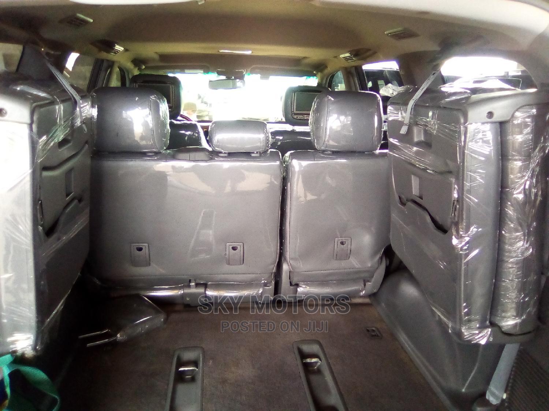 Archive: Lexus GX 2009 470 Silver