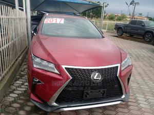 Lexus RX 2017 350 F Sport AWD Red   Cars for sale in Lagos State, Ajah