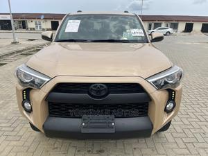 Toyota 4-Runner 2014 Gold | Cars for sale in Lagos State, Ajah