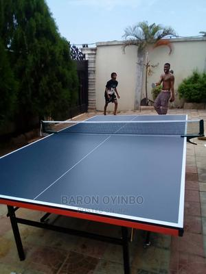 Hi Tech Indoor Table Tennis Board | Sports Equipment for sale in Lagos State, Surulere
