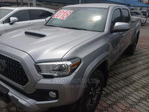Toyota Tacoma 2018 TRD Sport Gray | Cars for sale in Lagos State, Ajah