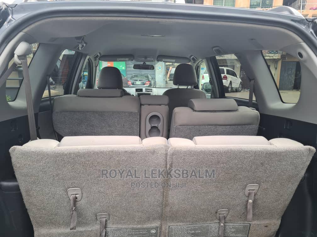 Archive: Toyota RAV4 2010 2.5 4x4 Black