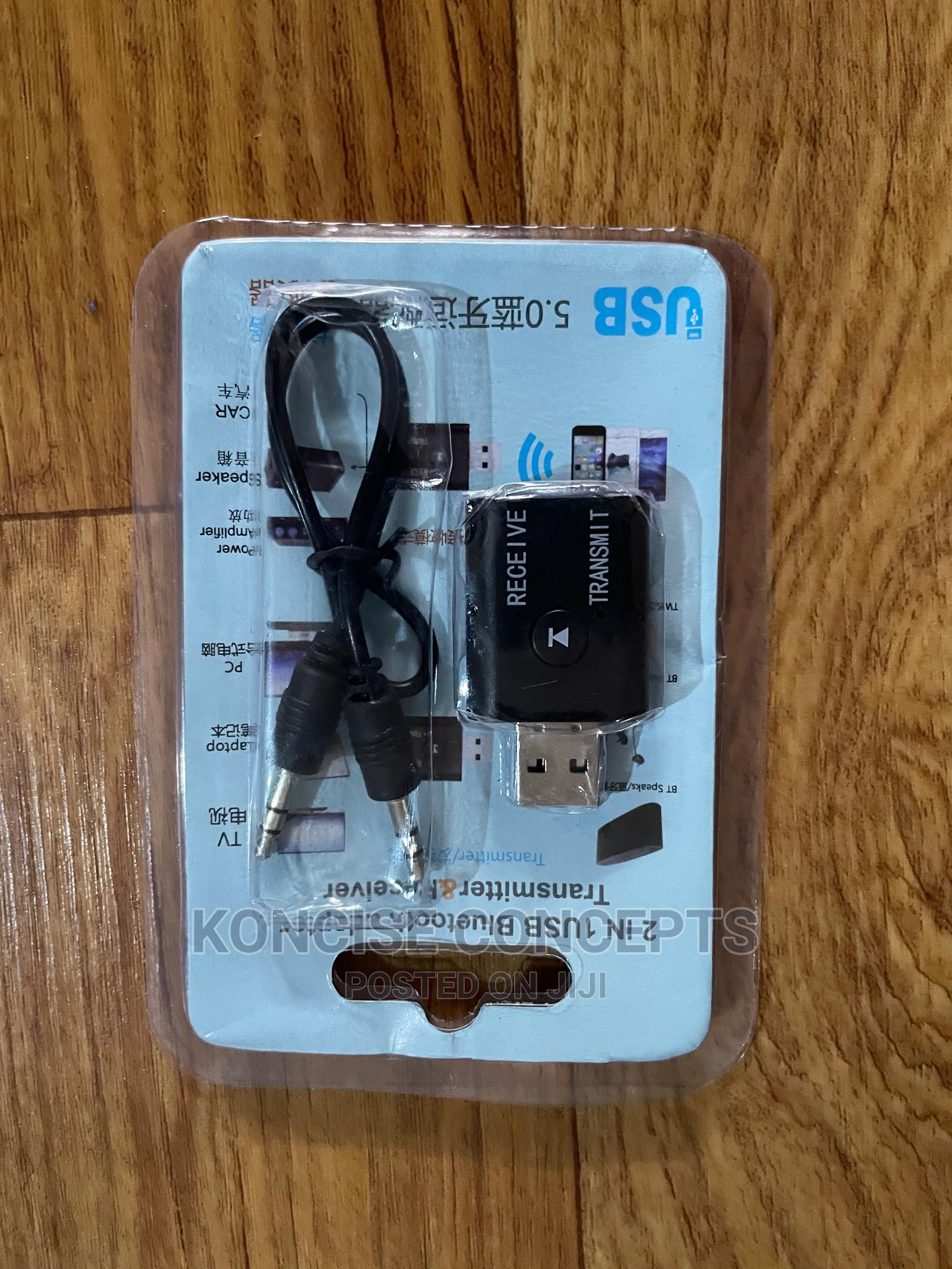 Archive: 2 in 1 USB Bluetooth Adapter Transmitter and Receiver