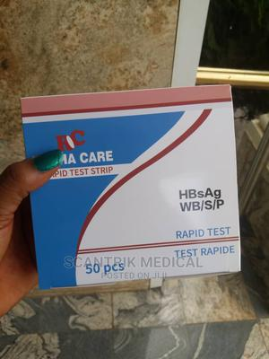 Good Quality Hbsag Whole Rapid Test Kit   Medical Supplies & Equipment for sale in Abuja (FCT) State, Wuse