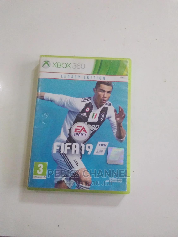 Xbox 360 Fifa 19