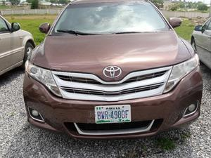Toyota Venza 2010 V6 AWD Brown | Cars for sale in Abuja (FCT) State, Lugbe District