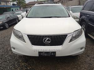 Lexus RX 2010 350 White   Cars for sale in Lagos State, Ikeja