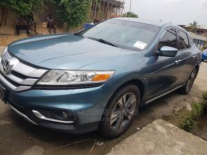Honda Accord CrossTour 2015 Blue   Cars for sale in Lagos State, Ikeja