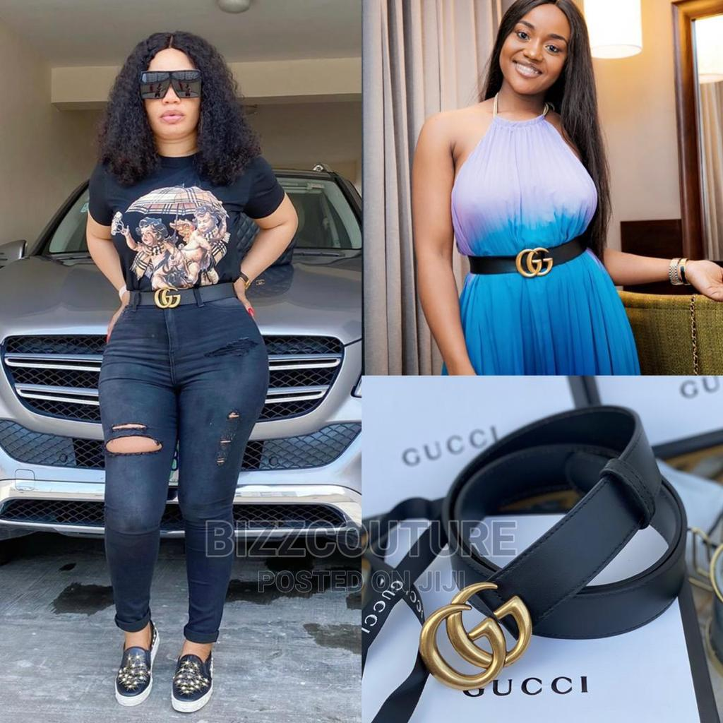 High Quality GUCCI Belts for Women's for Sale | Clothing Accessories for sale in Magodo, Lagos State, Nigeria