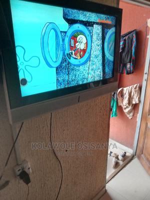 35inch Fairly Use Plasma Sanyo Television in Igando   TV & DVD Equipment for sale in Lagos State, Ikotun/Igando