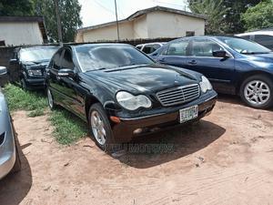 Mercedes-Benz C240 2002 Black   Cars for sale in Kaduna State, Kaduna / Kaduna State