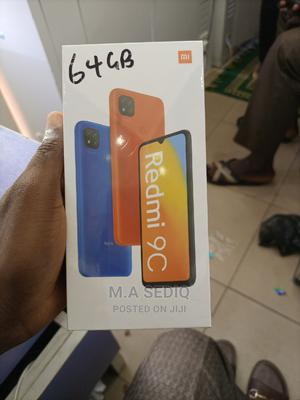 New Xiaomi Redmi 9C 64 GB Black   Mobile Phones for sale in Kaduna State, Kaduna / Kaduna State