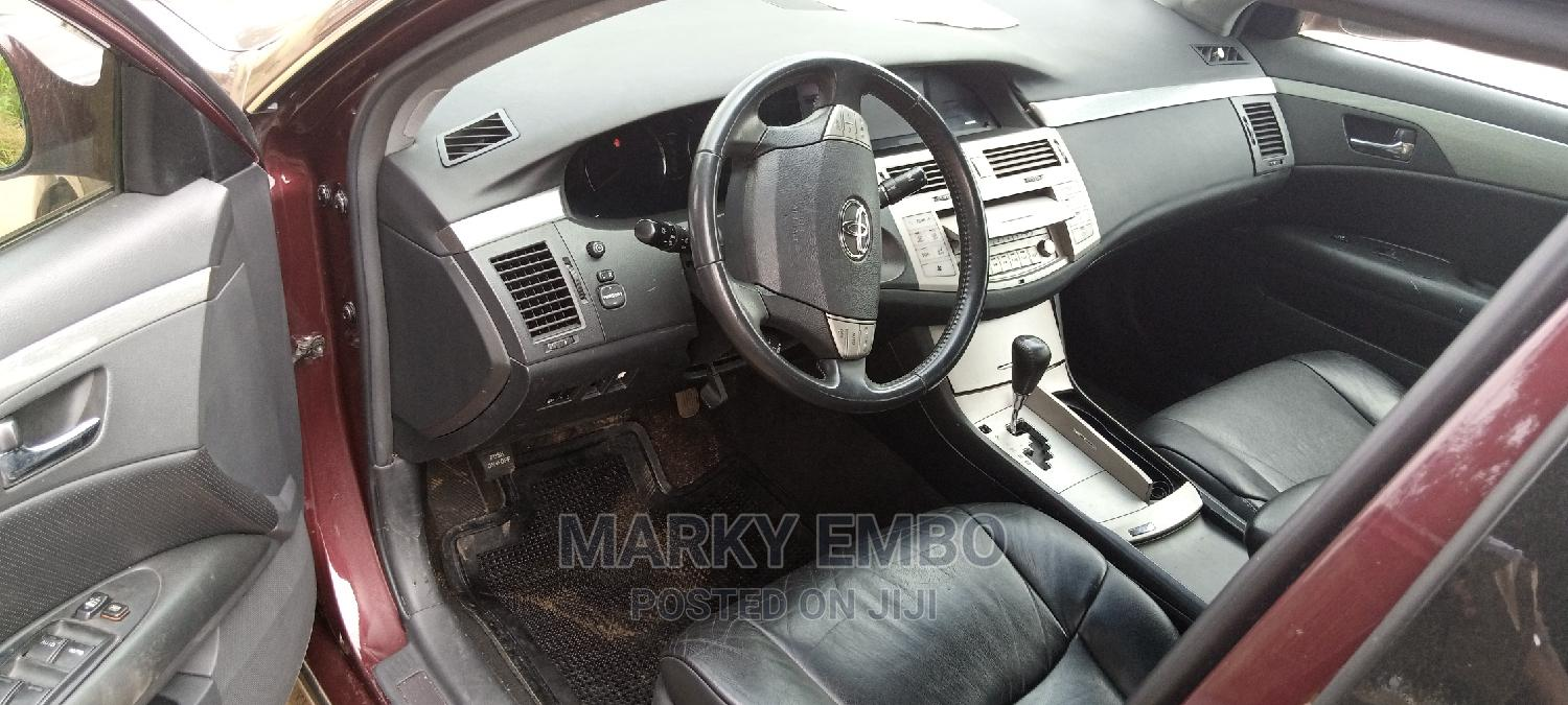 Toyota Avalon 2006 Touring Red | Cars for sale in Owerri, Imo State, Nigeria