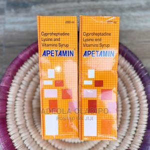 Original Apetamin Syrup   Vitamins & Supplements for sale in Lagos State, Lekki